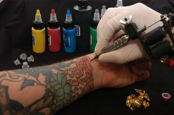 Marine corps tattoo policy maradmin 198 07 maradmin 198 for Marine corp tattoo policy